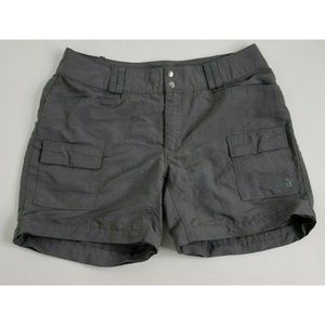 The North Face Gray Hiking Camping Outdoor Nylon